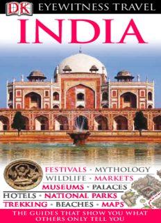 India (Eyewitness Travel Guides)