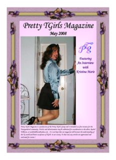 Pretty TGirls Magazine
