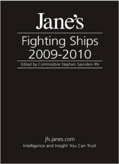 Jane's Fighting Ships 2009-10