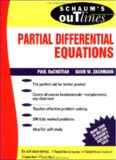Schaum's Outline of Theory and Problems of Partial Differential Equations