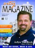 Arlyn Van Beek Arlyn Van Beek - City Magazine