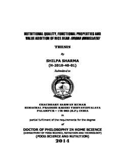 thesis shilpa sharma