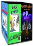 MJ Ware Box Set - Super Zombie Juice Mega Bomb, Zack and Zoey's Alien Apocalypse, & Monster Mashup