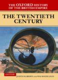 Oxford History of the British Empire, Vol. 4 (Oxford, 1999)