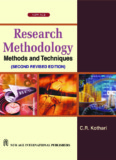 Research Mathodology : Methods and Techniques