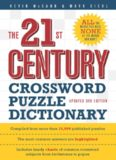 The 21st Century Crossword Puzzle Dictionary