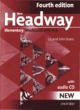 New Headway Elementary 4 th edition Workbook (with Key)