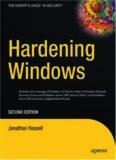 Hardening Windows, Second Edition (Hardening)