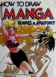 How to Draw Manga, Volume 4: Bodies & Anatomy