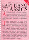 Library of Easy Piano Classics 2 (Music Sales America)