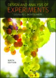 Design and Analysis of Experiments, 9th Edition