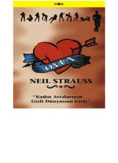 Oyun-Neil Strauss