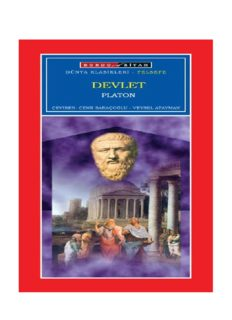 Platon - Devlet