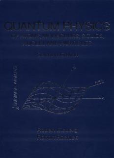 Quantum Physics of Atoms, Molecules, Solids - WordPress.com