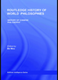 Routledge History of World Philosophies