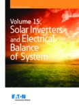 Volume 15—Solar Inverters and Electrical Balance of System