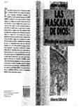 Las máscaras de Dios: Mitología occidental