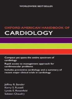Oxford American Handbook of Cardiology (Oxford American Handbooks in Medicine)