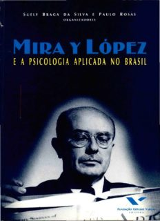 Mira y López e a psicologia aplicada no Brasil