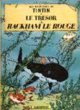 Hergé, Les aventures de Tintin: Le Trésor de Rackham le Rouge