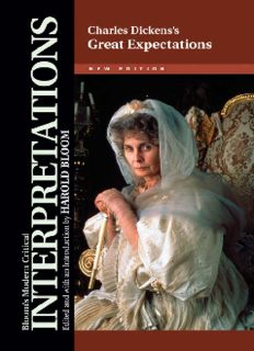 Charles Dickens's Great Expectations; New Edition (Bloom's Modern Critical Interpretations)