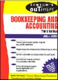 Schaum's Outline of Bookkeeping and Accounting, 3rd Edition