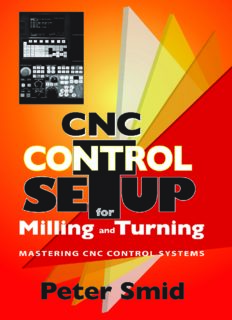 CNC control setup for milling and turning : mastering CNC control systems