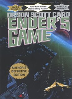 Orson Scott Card - Ender's Saga 1 - Ender's Game