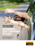 THE HALFORDS AUTOCENTRES SUMMER DAYTRIPPER STUDY