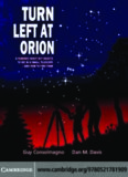 Turn Left at Orion : A hundred night sky objects to see in a small telescope - and how to find them