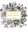 Mind Therapy.  Pocket Colouring Book for Adults