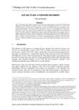 UCP 500 to 600: A Forward Movement - eLaw Journal: Murdoch