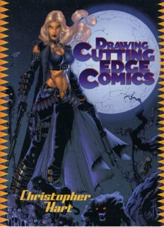 Christopher Hart - Drawing Cutting Edge Comics