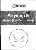Dusem Fizyoloji & Histoloji ve Embriyoloji Konu Kitabı