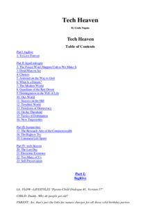 Linda Nagata - Tech Heaven