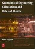 Geotechnical Engineering Calculations and Rules-of-Thumb