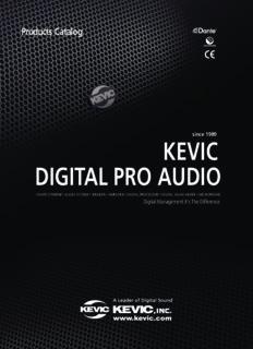 digital pro audio kevic