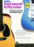 Teach yourself to play guitar : everything you need to know to start playing the guitar!