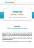 EXAM - CRISC - Exams Key