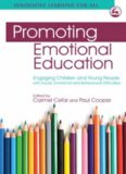 Promoting Emotional Education: Engaging Children and Young People With Social, Emotional, and Behavioural Difficulties (The 'innovative Learning for All')