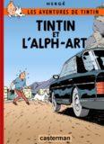 Les Aventures de Tintin, tome 24 : Tintin et l'Alph-art (Les aventures de Tintin volume 24)