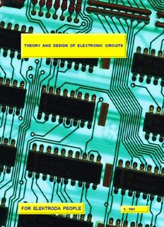 Theory And Design Of Electrical And Electronic Circuits - galileu