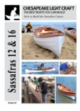 How to Build the Sassafras Canoes