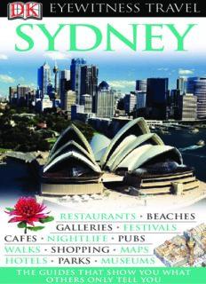 Sydney (Eyewitness Travel Guides)