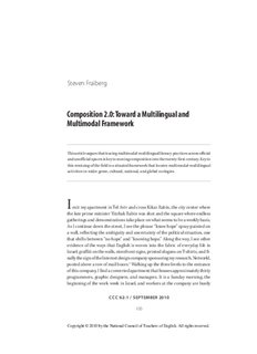Fraiberg Composition 2.0.pdf - Digital Is
