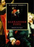 The Cambridge Companion to Alexander Pope (Cambridge Companions to Literature)