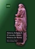 Historia Antigua II. El mundo clásico. Historia de Roma