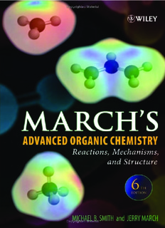 advanced organic chemistry-jerry march