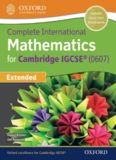 Complete International Mathematics for Cambridge IGCSE