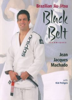 Brazilian Jiu-jitsu: Black Belt Techniques